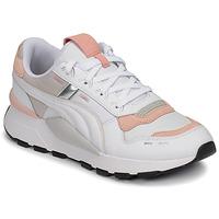 Παπούτσια Γυναίκα Χαμηλά Sneakers Puma RS-2.0 FUTURA Άσπρο / Ροζ