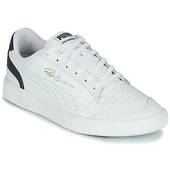 Παπούτσια Χαμηλά Sneakers Puma RALPH SAMPSON LO Άσπρο / Μπλέ