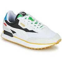 Παπούτσια Χαμηλά Sneakers Puma FUTURE RIDER Unity Collection Άσπρο / Black