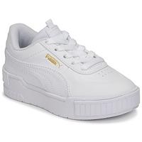 Παπούτσια Κορίτσι Χαμηλά Sneakers Puma CALI SPORT PS Άσπρο