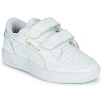 Παπούτσια Παιδί Χαμηλά Sneakers Puma RALPH SAMPSON LO PS Άσπρο