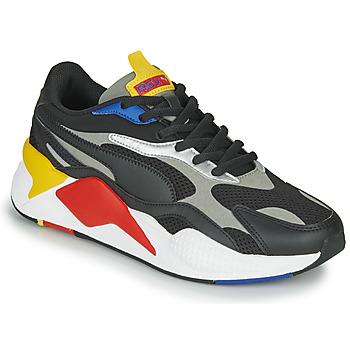 Παπούτσια Χαμηλά Sneakers Puma RS-X3 Black / Red / Yellow