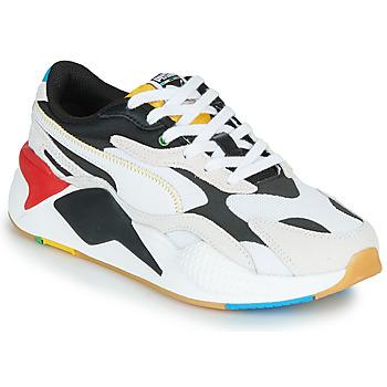 Παπούτσια Χαμηλά Sneakers Puma RS-X3 Unity Collection Άσπρο / Black / Red