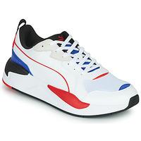 Παπούτσια Άνδρας Χαμηλά Sneakers Puma X-RAY Άσπρο / Μπλέ / Red