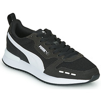 Παπούτσια Άνδρας Χαμηλά Sneakers Puma R78 Black