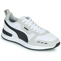 Παπούτσια Άνδρας Χαμηλά Sneakers Puma R78 Άσπρο / Black