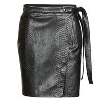 Υφασμάτινα Γυναίκα Φούστες Replay W9829 Black