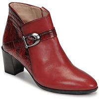 Παπούτσια Γυναίκα Μποτίνια Hispanitas PIRINEO Red