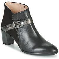 Παπούτσια Γυναίκα Μποτίνια Hispanitas PIRINEO Black