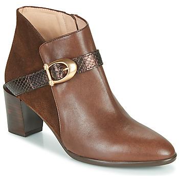 Παπούτσια Γυναίκα Μποτίνια Hispanitas PIRINEO Brown
