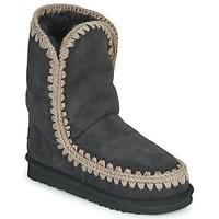 Παπούτσια Γυναίκα Μπότες Mou ESKIMO 24 Black