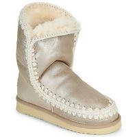 Παπούτσια Γυναίκα Μπότες Mou ESKIMO 24 Gold