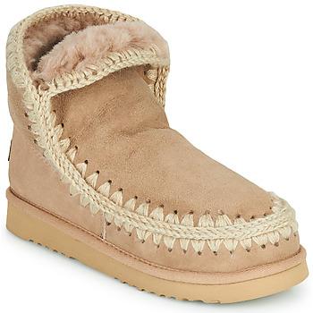 Παπούτσια Γυναίκα Μπότες Mou ESKIMO 18 Beige