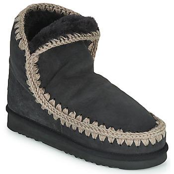 Παπούτσια Γυναίκα Μπότες Mou ESKIMO 18 Black