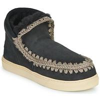 Παπούτσια Γυναίκα Μπότες Mou ESKIMO SNEAKER Black