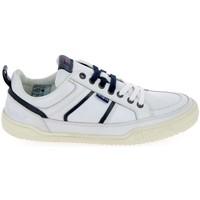 Παπούτσια Χαμηλά Sneakers Kickers Jazz Blanc Άσπρο
