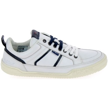 Xαμηλά Sneakers Kickers Jazz Blanc [COMPOSITION_COMPLETE]