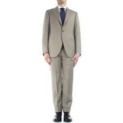 Υφασμάτινα Άνδρας Κοστούμια Cesare Attolini S20MA17 V21 Beige