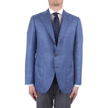 Υφασμάτινα Άνδρας Σακάκι / Blazers Cesare Attolini S20MA43 Blue