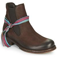 Παπούτσια Γυναίκα Μπότες Felmini COOPER Brown