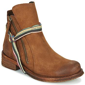 Παπούτσια Γυναίκα Μπότες Felmini COOPER Camel