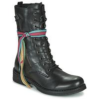 Παπούτσια Γυναίκα Μπότες Felmini COOPER Black