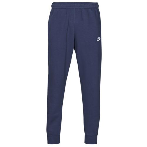 Υφασμάτινα Άνδρας Φόρμες Nike M NSW CLUB JGGR BB Μπλέ