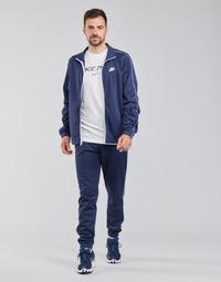 Υφασμάτινα Άνδρας Σετ από φόρμες Nike M NSW SCE TRK SUIT PK BASIC Μπλέ