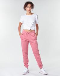 Υφασμάτινα Γυναίκα Φόρμες Nike W NSW ESSNTL PANT REG FLC Ροζ