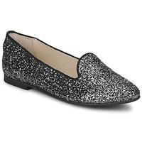Παπούτσια Γυναίκα Μοκασσίνια KMB SILVA GLITTER / Grey