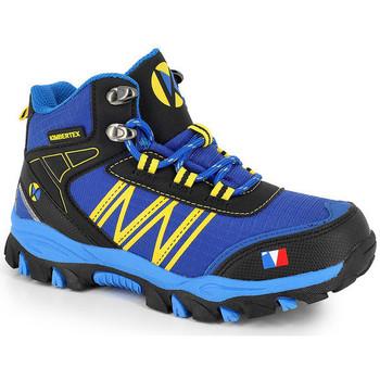 Παπούτσια Παιδί Πεζοπορίας Kimberfeel VINSON Bleu