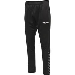 Υφασμάτινα Φόρμες Hummel Pantalon  hmlAUTHENTIC Poly noir/blanc