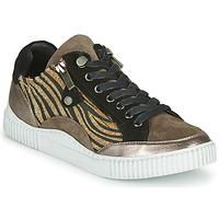 Παπούτσια Γυναίκα Χαμηλά Sneakers Regard IDEM V6 CRIS TAUPE Brown