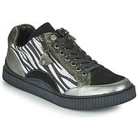 Παπούτσια Γυναίκα Χαμηλά Sneakers Regard IDEM V5 CRIS ACERO Black