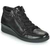 Παπούτσια Γυναίκα Ψηλά Sneakers Ara LAZIO-ST-HS Black