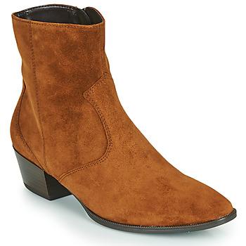 Παπούτσια Γυναίκα Μποτίνια Ara THOMBSTONE-ST-HS Brown