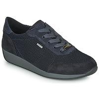 Παπούτσια Γυναίκα Χαμηλά Sneakers Ara LISSABON-FUSI4-GOR Black