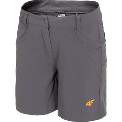 Υφασμάτινα Γυναίκα Σόρτς / Βερμούδες 4F Women's Functional Shorts Grise