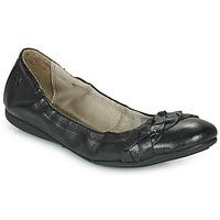Παπούτσια Γυναίκα Μπαλαρίνες Dream in Green NERLINGO Black