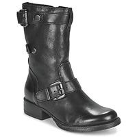 Παπούτσια Γυναίκα Μπότες Dream in Green NARAMEL Black