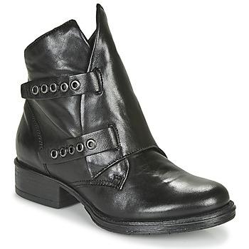 Παπούτσια Γυναίκα Μπότες Dream in Green NIMOVE Black