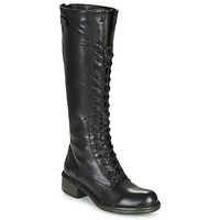Παπούτσια Γυναίκα Μπότες για την πόλη Dream in Green NUCRE Black
