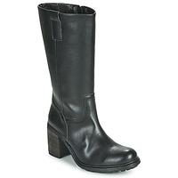 Παπούτσια Γυναίκα Μπότες για την πόλη Dream in Green NISCUIT Black