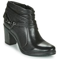 Παπούτσια Γυναίκα Χαμηλές Μπότες Dream in Green NEGUS Black
