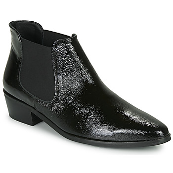 Παπούτσια Γυναίκα Μπότες Fericelli NANARUM Black