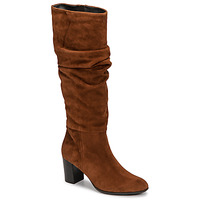 Παπούτσια Γυναίκα Μπότες για την πόλη Fericelli NEIGNET Camel