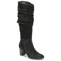 Παπούτσια Γυναίκα Μπότες για την πόλη Fericelli NEIGNET Black