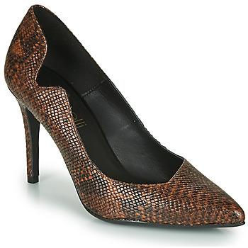 Παπούτσια Γυναίκα Γόβες Fericelli NANELE Brown