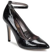 Παπούτσια Γυναίκα Γόβες Shellys London STAR Black / GLITTER