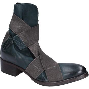 Παπούτσια Γυναίκα Μποτίνια Moma Μπότες αστραγάλου BM525 πράσινος